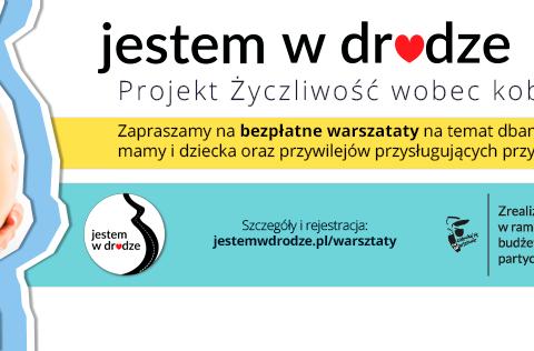 c9c87cf1ee7555 Bezpłatne warsztaty dla przyszłych mam już we wrześniu we wszystkich  dzielnicach Wasrszawy!